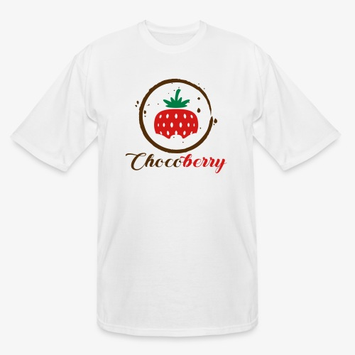 Chocoberry - Men's Tall T-Shirt