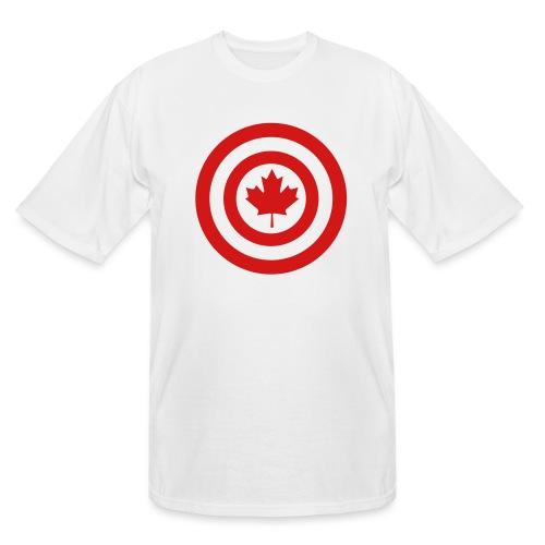 Captain Canada - Men's Tall T-Shirt