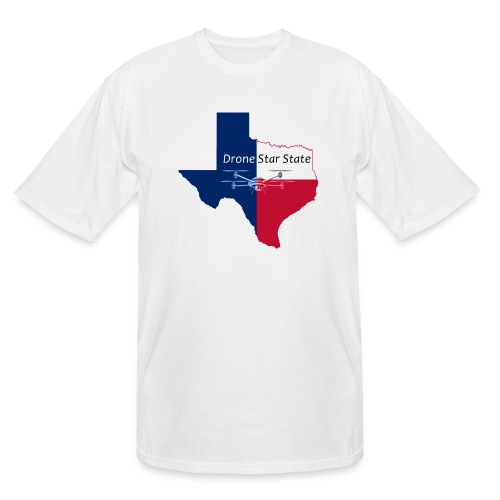 Drone Star State - Men's Tall T-Shirt