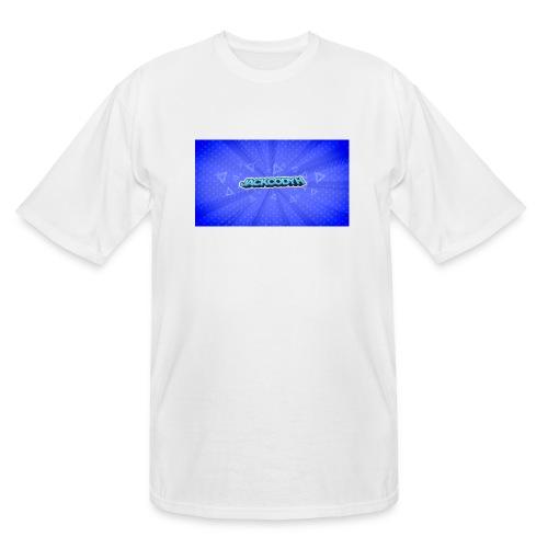 JackCodyH logo - Men's Tall T-Shirt