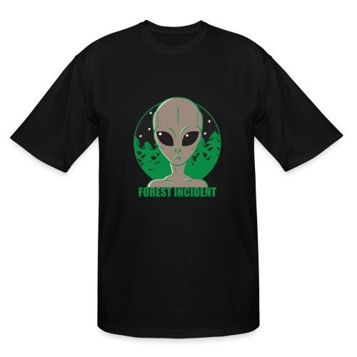 FOREST INCIDENT - Men's Tall T-Shirt