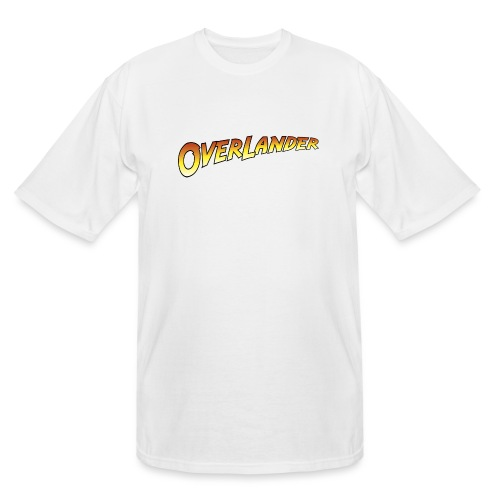 Overlander - Autonaut.com - Men's Tall T-Shirt