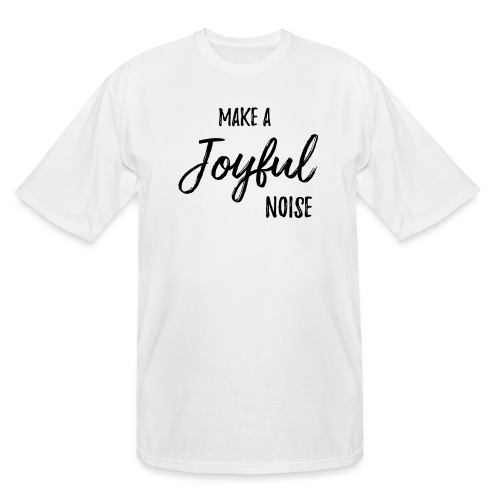 joyfulnoise2 - Men's Tall T-Shirt