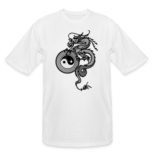 dragon - Men's Tall T-Shirt