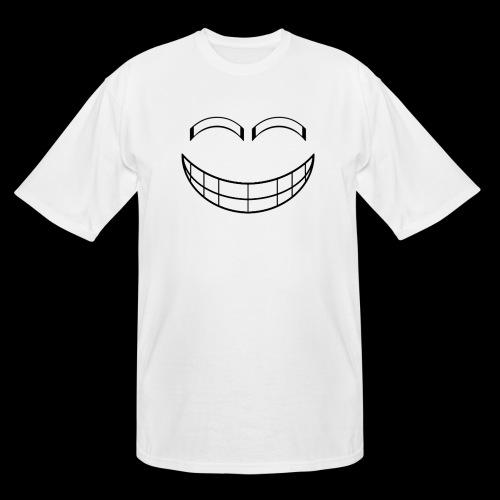 Empty Grin - Men's Tall T-Shirt
