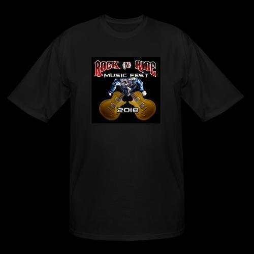 RocknRide Design - Men's Tall T-Shirt