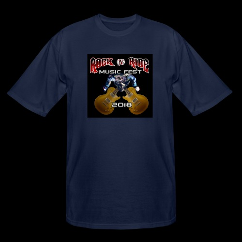 RocknRide Design - Men's Tall T-Shirt