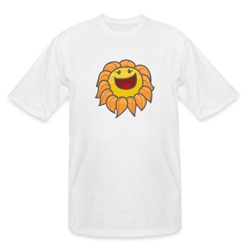 Happy sunflower - Men's Tall T-Shirt