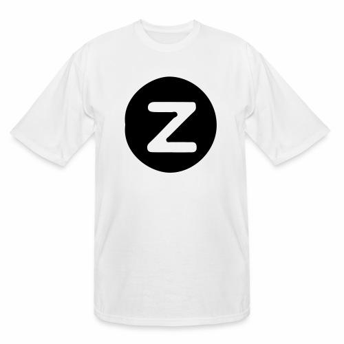 z logo - Men's Tall T-Shirt
