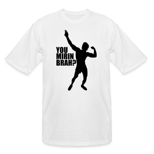 Zyzz Silhouette You mirin brah? - Men's Tall T-Shirt