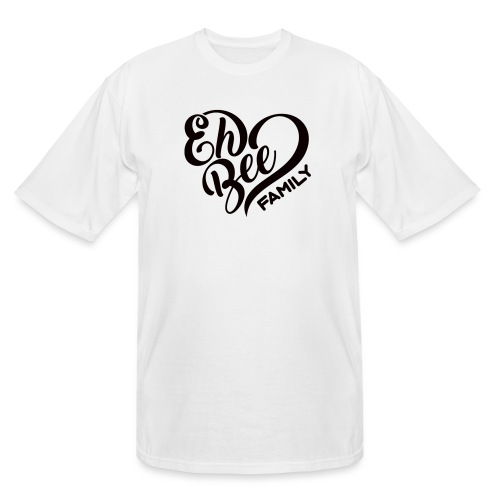EhBeeBlackLRG - Men's Tall T-Shirt