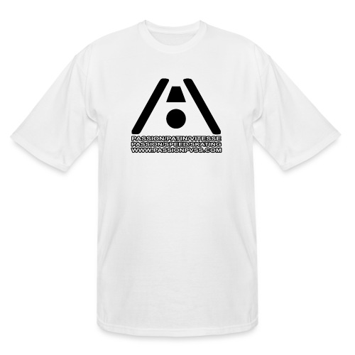 Passion / Skate / Speed - Passion / Speed / Skating - Men's Tall T-Shirt