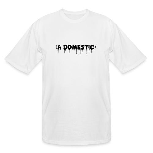 A Domestic - Men's Tall T-Shirt