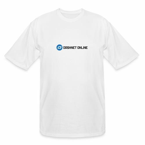 dashnet online dark - Men's Tall T-Shirt