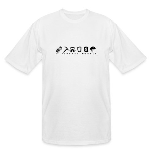T5 Geocaching Australia - Men's Tall T-Shirt