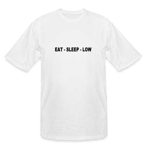 Eat. Sleep. Low - Men's Tall T-Shirt
