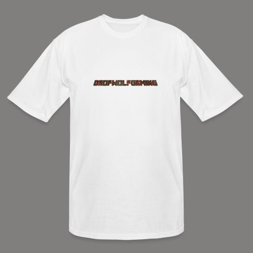 DropWolfGaming - Men's Tall T-Shirt