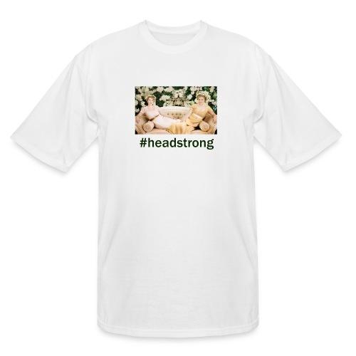#headstrong Patron Only - Men's Tall T-Shirt