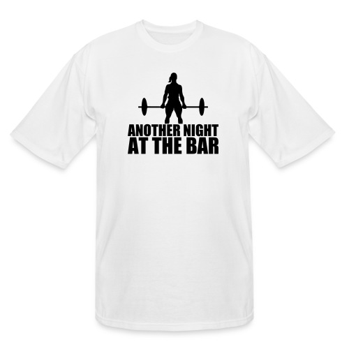 Another Night at the Bar - Men's Tall T-Shirt