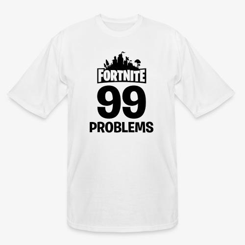 99 Players, 99 Graves - Men's Tall T-Shirt