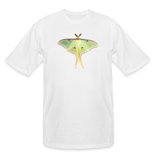 GREEN LUNA MOTH - Men's Tall T-Shirt
