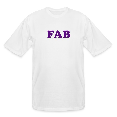 FAB Tank - Men's Tall T-Shirt