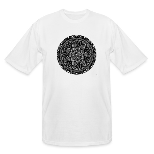 Circle No.2 - Men's Tall T-Shirt