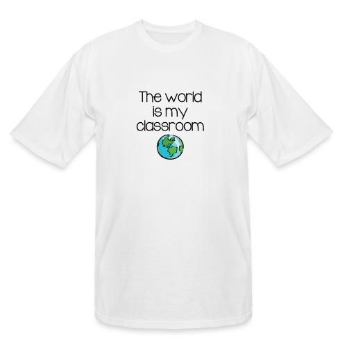 World Classroom - Men's Tall T-Shirt