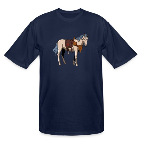 Useless the Horse png - Men's Tall T-Shirt