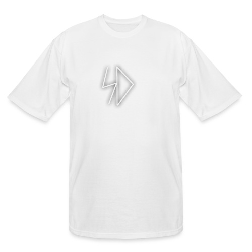 Sid logo white - Men's Tall T-Shirt