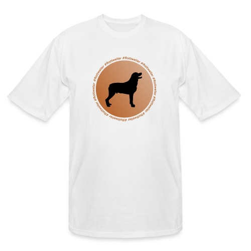 Rottweiler - Men's Tall T-Shirt