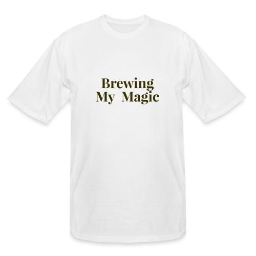 Brewing My Magic Women's Tee - Men's Tall T-Shirt