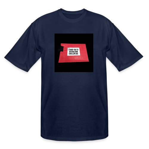Distraction Envelope - Men's Tall T-Shirt