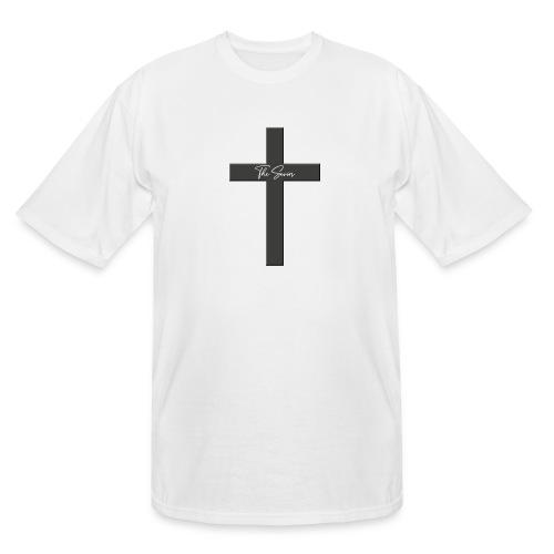 Jesus cross - Jesus the savior! - Men's Tall T-Shirt