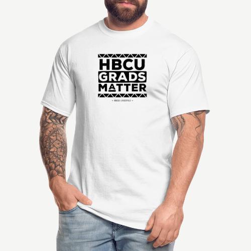 HBCU Grads Matter - Men's Tall T-Shirt
