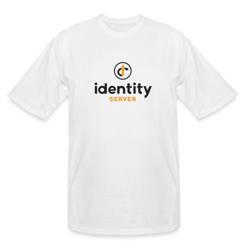 Idenity Server Mug - Men's Tall T-Shirt