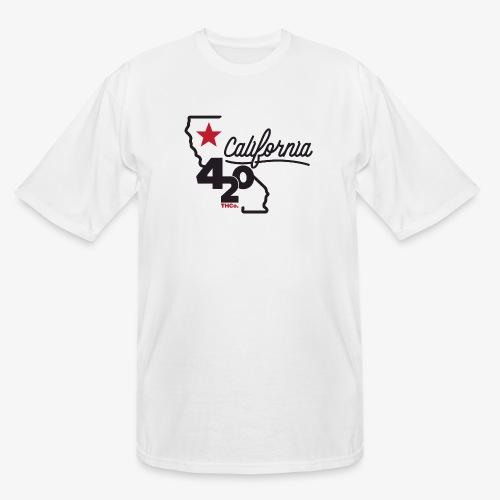 California 420 - Men's Tall T-Shirt
