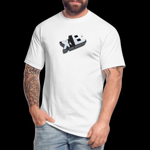 xB Logo - Men's Tall T-Shirt