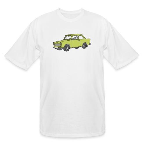Trabant (baligreen car) - Men's Tall T-Shirt