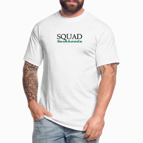Squad Saskhoodz - Men's Tall T-Shirt