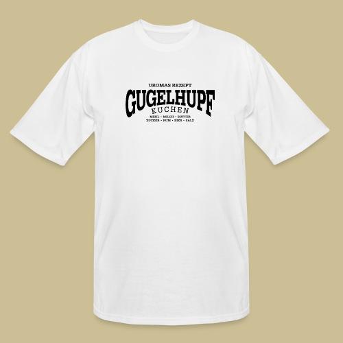 Gugelhupf (black) - Men's Tall T-Shirt