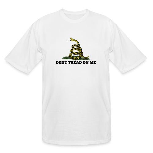 GADSDEN 1 COLOR - Men's Tall T-Shirt