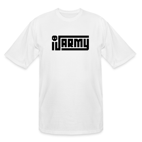 iJustine - iJ Army Logo - Men's Tall T-Shirt