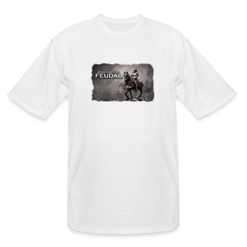 Resistance is Feudal 2 - Men's Tall T-Shirt