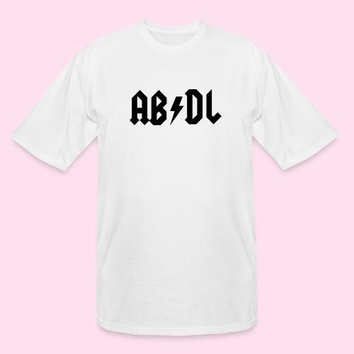 ABDL Rock - Men's Tall T-Shirt