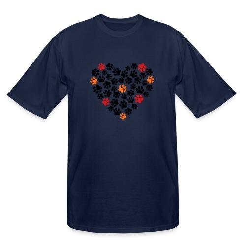 Animal Love - Men's Tall T-Shirt