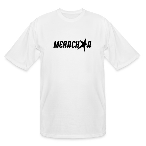 Merachka Logo - Men's Tall T-Shirt