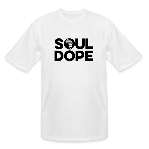souldope Black Logo - Men's Tall T-Shirt