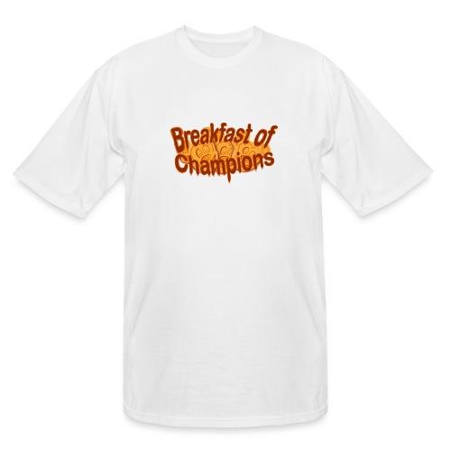Breakfast of Champions - Men's Tall T-Shirt