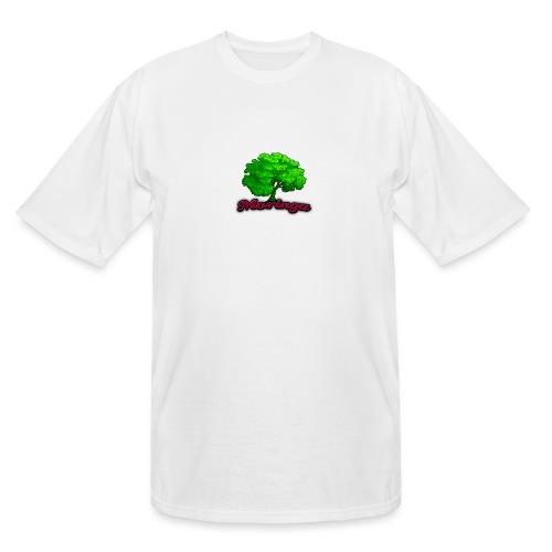 Moringa Logo Samsung S6 Case - Men's Tall T-Shirt